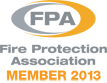 Fire Protection Association Member 2013