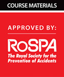 Approved by: The royal society for the prevention of accidents
